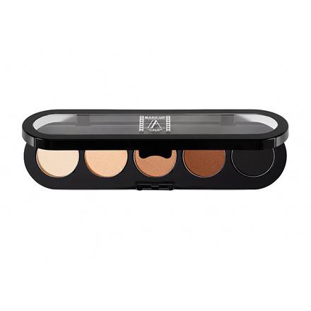 Make-up Atelier Paris, Палетка теней для глаз, тон T03S