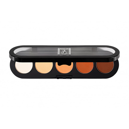 Make-up Atelier Paris, Палетка теней для глаз, тон T06