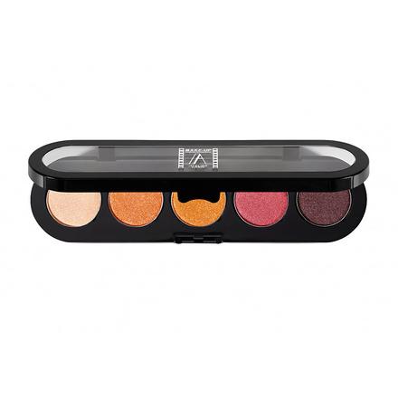 Make-up Atelier Paris, Палетка теней для глаз, тон T17