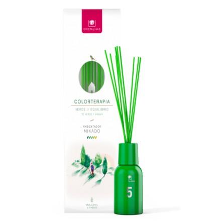 Cristalinas, Аромадиффузор c запахом ландыша и зелени, 125 мл