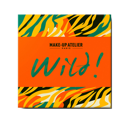 Make-up Atelier Paris, Набор средств для макияжа Wild!