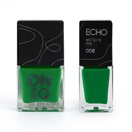 ONIQ, Лак для стемпинга Echo, Witch's Eye