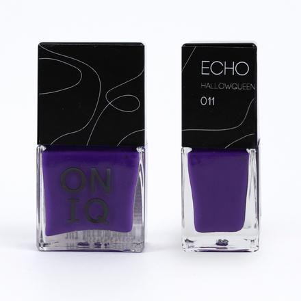 ONIQ, Лак для стемпинга Echo, HallowQueen