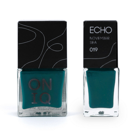 ONIQ, Лак для стемпинга Echo, November Sea