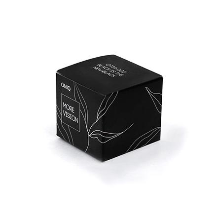 ONIQ, Гель-краска More Vision: Black is the New Black