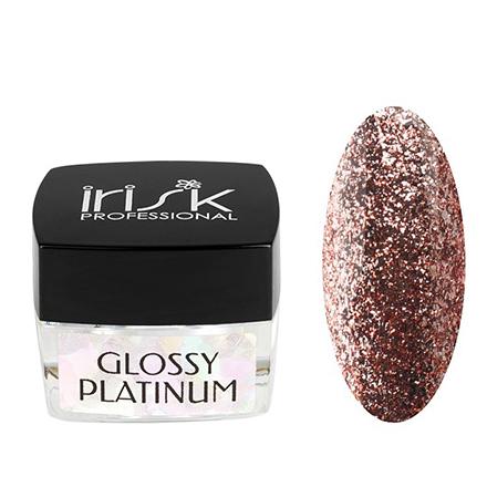 IRISK, Гель-лак Glossy Platinum №37