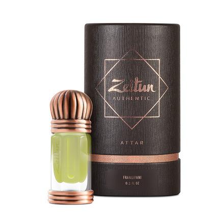 Zeitun, Масляные духи «Франжипани», 3 мл