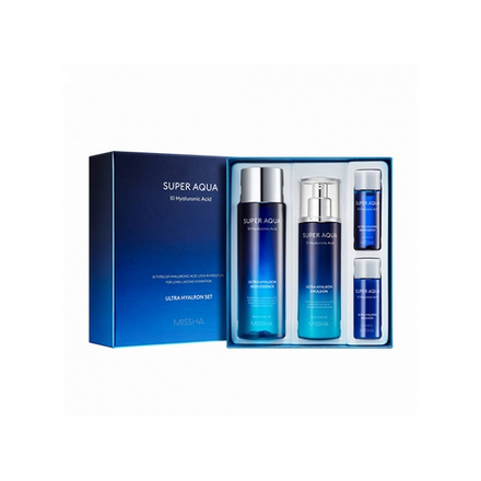 Missha, Набор для лица Super Aqua Ultra Hyalron Set I