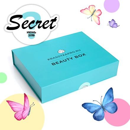 Secret Box, Июнь 2019