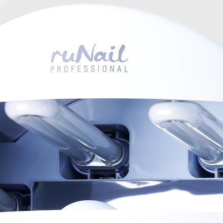 ruNail, Лампа UV, модель RU 911, 36W (электронная)