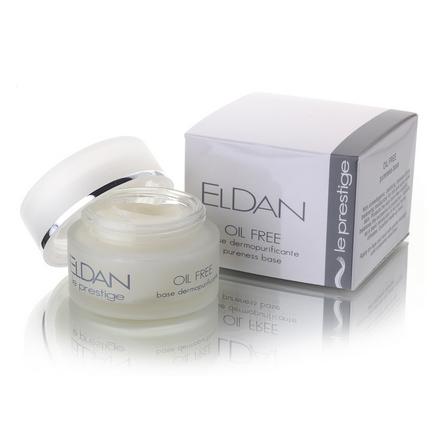 Eldan Cosmetics, Крем-гель для лица Oil Free, 50 мл