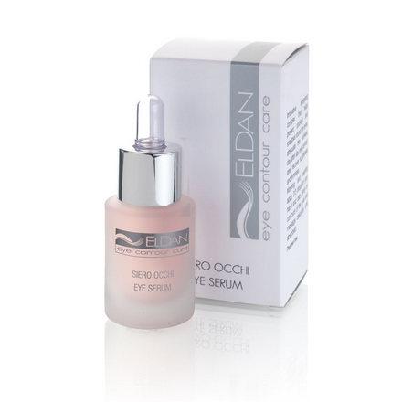 Eldan Cosmetics, Сыворотка для кожи вокруг глаз, 15 мл