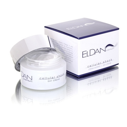 Eldan Cosmetics, Дневной крем для лица Cellular Shock, 50 мл