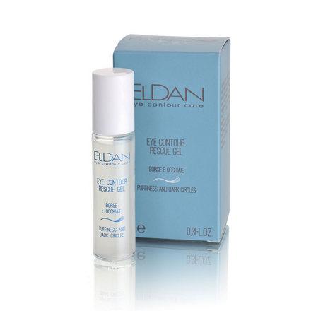 Eldan Cosmetics, Гель-сыворотка для глаз, 10 мл