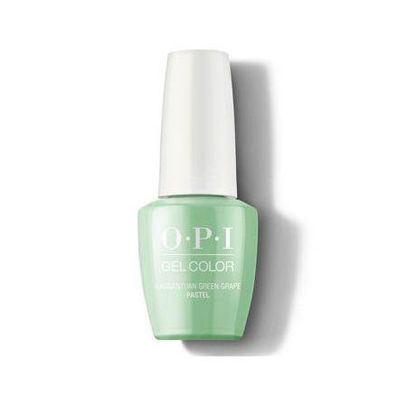 OPI, Гель-лак Pastel Gargantuan Green Garpe