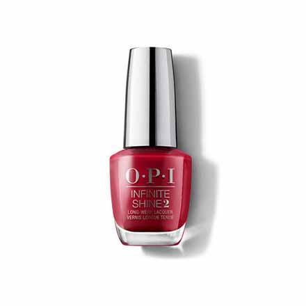OPI, Лак для ногтей Infinite Shine, OPI Red