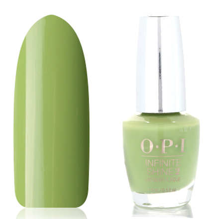 OPI, Infinite Shine Nail Lacquer, To the Finish Lime!, 15 мл