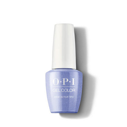OPI, Гель-лак Show Us Your Tips!