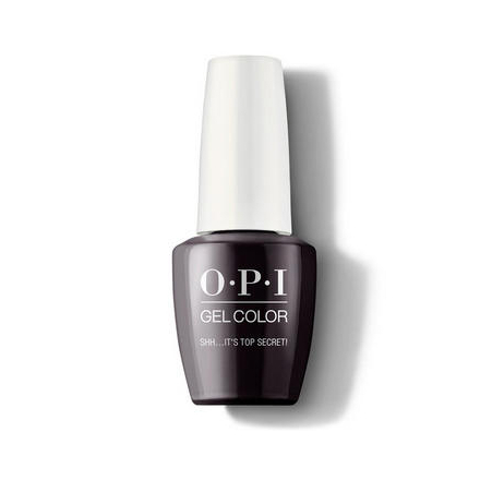 OPI, Гель-лак Shh...It's Top Secret!