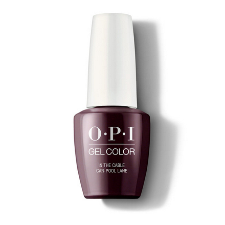 OPI, Гель-лак Iconic, In the Cable Car-pool Lane
