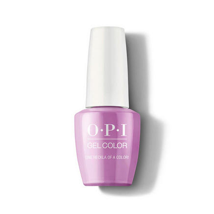 OPI, Гель-лак Iceland, One Heckla of a Color!