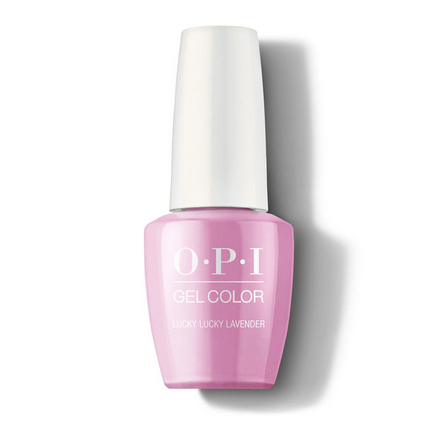 OPI, Гель-лак Iconic, Lucky Lucky Lavender
