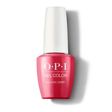 OPI, Гель-лак Iconic, Cha-Ching Cherry