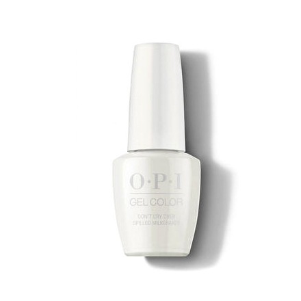 Гель-лак OPI Grease, Don't Cry Over Spilled Milkshakes