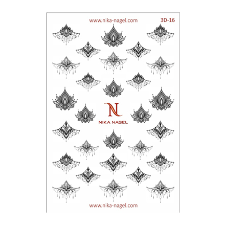 NikaNagel,3D-слайдер№16