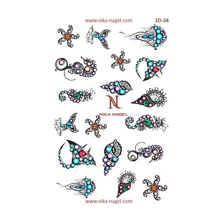 NikaNagel,3D-слайдер№34