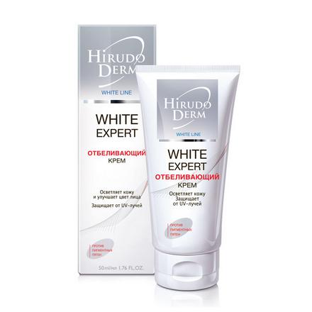 Hirudo Derm, Крем для лица White Expert, 50 мл