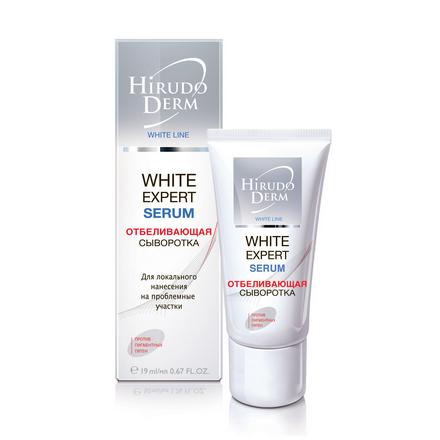 Hirudo Derm, Сыворотка для лица White Expert, 19 мл