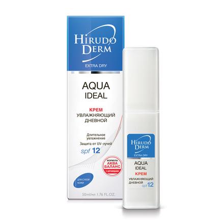 Hirudo Derm, Крем для лица Aqua Ideal, 50 мл