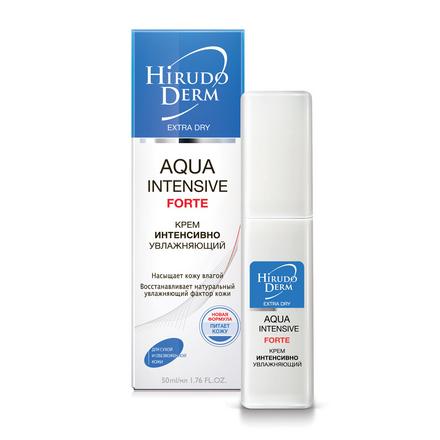 Hirudo Derm, Крем для лица Aqua Intensive, 50 мл