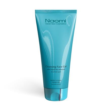 Naomi, Очищающий гель-скраб для лица, 200 мл