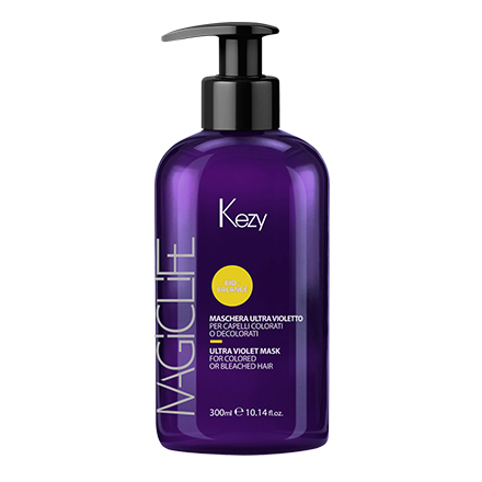 Kezy, Маска для волос Magic Life Ultra Violet, 300 мл
