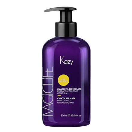 Kezy, Маска для волос Magic Life Chocolate, 300 мл