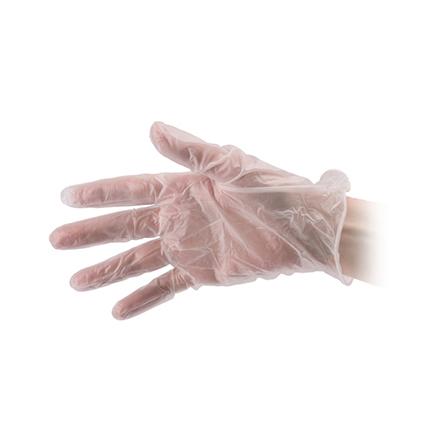 Dewal, Перчатки виниловые, размер S, 100 шт.