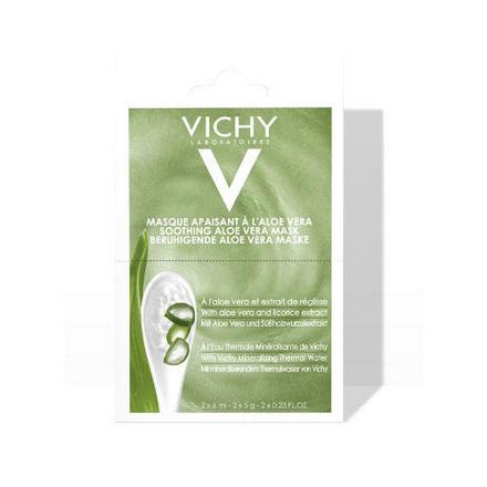 Vichy, Восстанавливающая маска для лица, 2х6 мл
