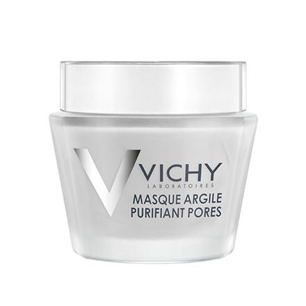 Vichy, Минеральная очищающая маска с глиной, 75 мл