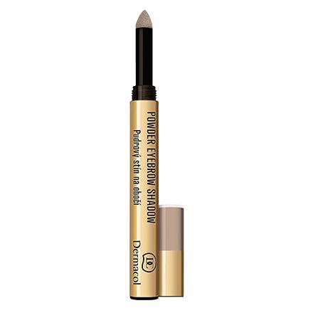 Dermacol, Пудровые тени-карандаш для бровей №1