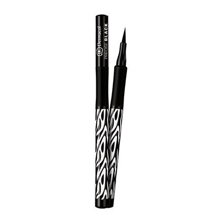 Dermacol, Подводка-маркер для глаз Precise, black