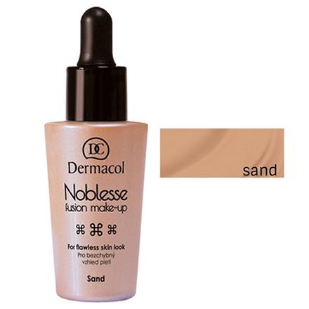 Dermacol, Тональная основа Noblesse №3, Sand