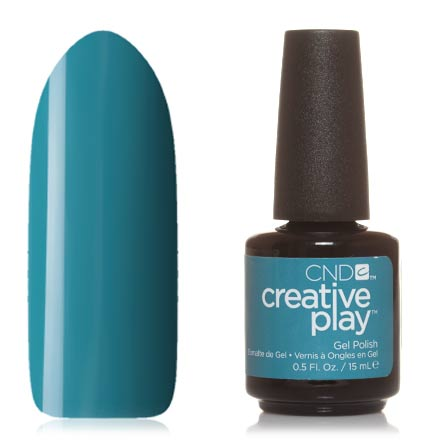 CND, Creative Play Gel №503, Teal the wee hours