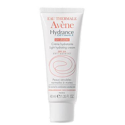 Avene, Крем для лица Hydrance Optimale Legere UV, 40 мл