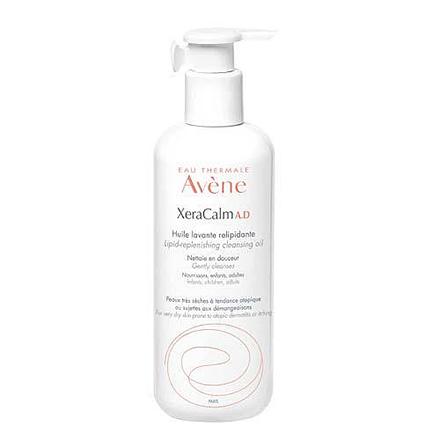 Avene, Очищающее масло для тела Xeracalm, 400 мл