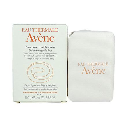 Avene, Мыло для лица и тела Intolerantes, 100 г