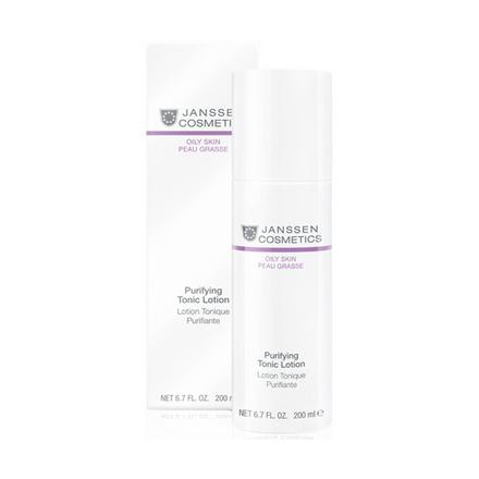 Janssen Cosmetics, Тоник для жирной кожи, 200 мл