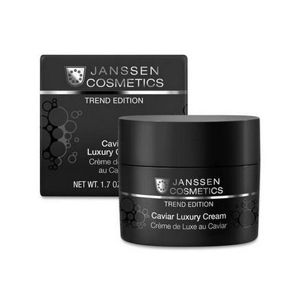 Janssen Cosmetics, Крем для лица Caviar Luxury, 50 мл