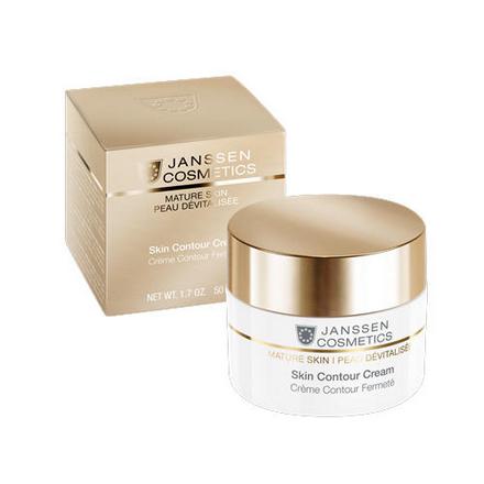 Janssen Cosmetics, Крем для лица Skin Contour, 50 мл